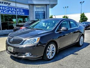 2015 BUICK VERANO SEDAN LEATHER CUIR,NAVIGATION,DEMARREUR,CAMÉRA