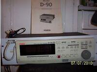 Digital 8 Track recorder Mono or MIDI with Manuel