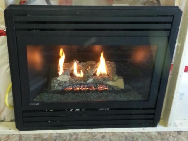 34 gas fireplace sale heating cooling air barrie