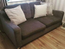 Medium Sofa Dark Grey/Charcoal