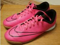 Nike mercurial trainers adult size 5