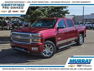 2015 Chevrolet Silverado 1500 High Country *4WD *Leather *Sirius