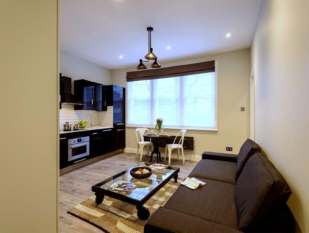 brand new flat in West Hampstead ALL BILLS IN!