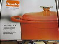 Berndes 4 Litre Casserole / Stew Pot