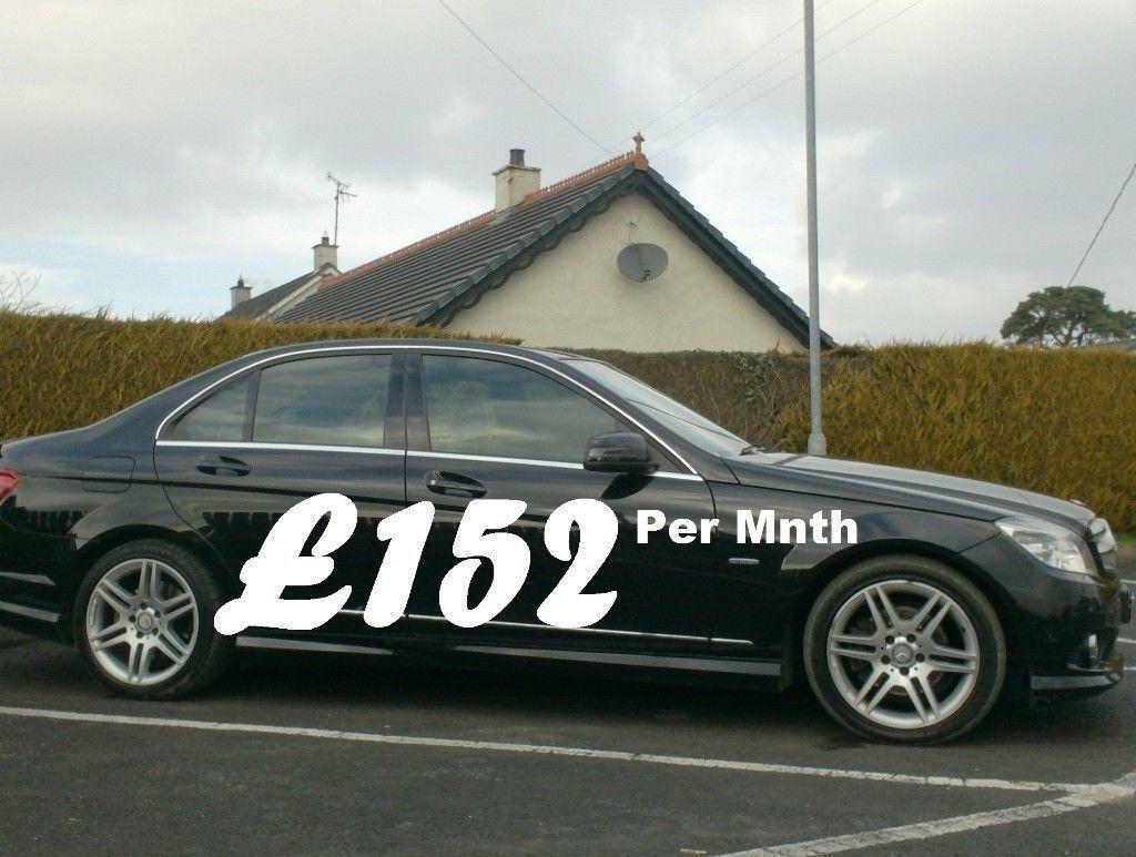 2009 Mercedes C220 Cdi Blue Efficiency Sport, Auto, Low Miles.