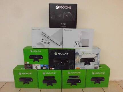 ★XBox One Consoles (Games/Kinects/Headsets/Mics/Cables)