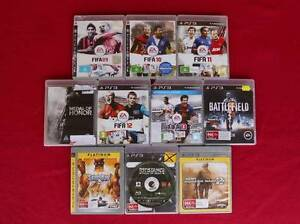 ★PlayStation 3 PS3 Games 10x Bundle Logan Village Logan Area Preview