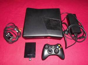 ★XBox 360 60GB Slim Console, Controller & 4 Games (from 100+) Logan Village Logan Area Preview
