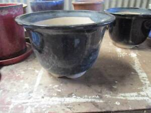 Black Plant pots x 2 Windsor Hawkesbury Area Preview
