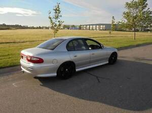 2001 Holden Commodore Sedan CAMMED MANUAL 262KW Campbellfield Hume Area Preview