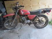 yamaha motorbike Port Fairy Moyne Area Preview