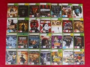 ★XBox 360 Any 10 Games for $50 (1 Game for $10) Logan Village Logan Area Preview