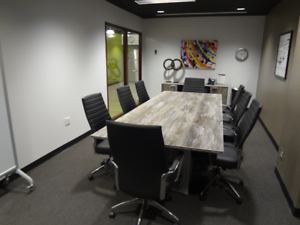 Our Executive Boardroom to Impress - Modern Space