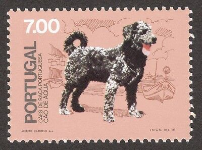 PORTUGUESE WATER DOG **Int'l Dog Stamp Collection **Unique Gift**