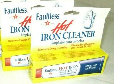 #2 Faultless Starch 40110 Faultless Hot Iron Soleplate Cleaner 1oz (28