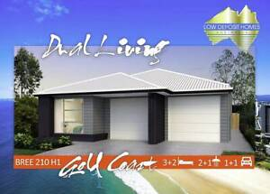 Dual Living Pimpama QLD 493m2 Land 3x2x1 2x1x1 $20,000 Rebate Southport Gold Coast City Preview