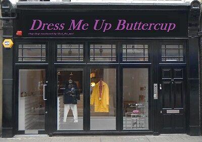 Dress Me Up Buttercup