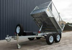 8x5 2Tonne Hydraulic Tipper FULLY GALVANISED Moss Vale Bowral Area Preview