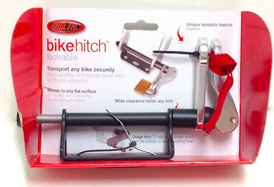 Delta Cycle Bike Hitch Locking Fork Mount