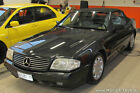 Mercedes SL R129 500 SL Test