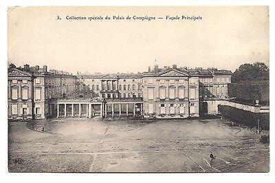 collection spéciale du palais de compiègne façade principale