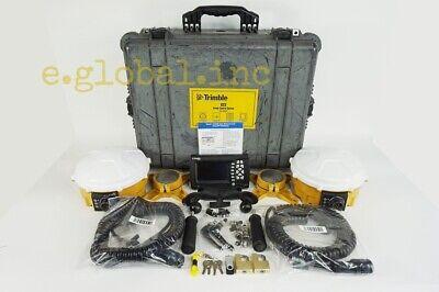 Caterpillar Cat Dual Ms992 71992-10 Gcs900 Gps Gnss Receiver Kit Trimble Cb450