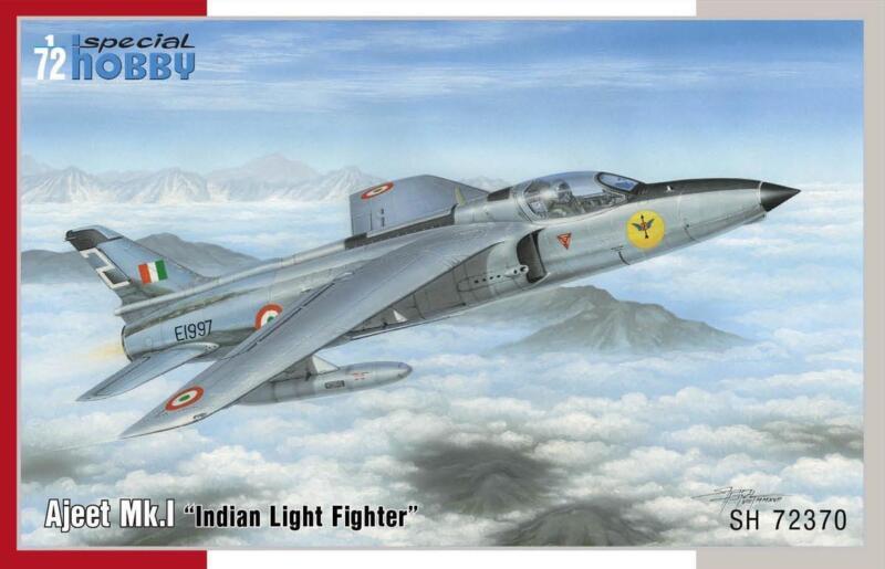 "Special Hobby 1/72 Ajeet Mk.I ""Indian Light Fighter"" # 72370"