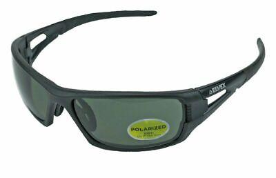 Elvex Delta Plus Rimfire Safetyshootingsun Glasses Grey Polarized Lens Z87.1