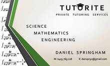TUTORITE 8-12 Maths, Science, Eng Tuition - HOLIDAY BOOKINGS Grange Charles Sturt Area Preview