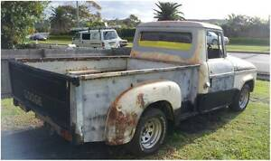 DODGE D5N 200 Customised EXPRESS UTE Pick-up Forresters Beach Gosford Area Preview