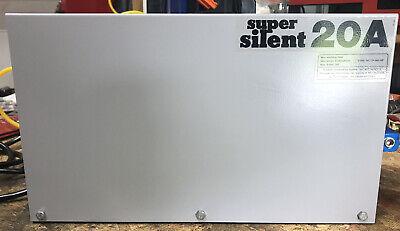 Silentaire Super Silent 20-a Whisper Quiet Airbrush Compressor