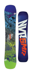 Used Never Summer SnowBoard