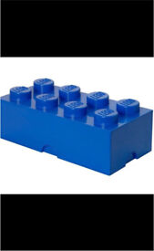 Lego 8 stud storage