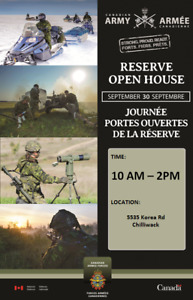 Army Open House (FREE)