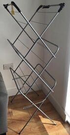 Clothes Airer, Newly Bought, Excellent Condition, Less Than Four Months Old, Home Clearance