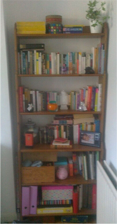 Ikea wooden bookcase - BARGAIN £20