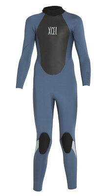 NEW Xcel Childs Full Wetsuit Juniors Size 12 Axis 3 2 Youth Kids - Retail   165 ebd824998