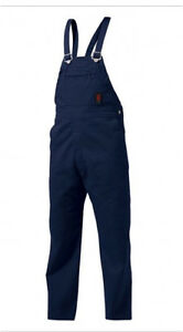 MENS NAVY KING GEE OVERALLS, WORN ONCE AT COSTUME PARTY, 97R, AS NEW West Hobart Hobart City Preview