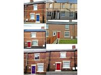 !!! INVESTMENT,PROPERTY,PORTFOLIO FREEHOLD, HOUSE ,6 FOR SALE EACH £35,000,EACH INCOME UPTO £5,720