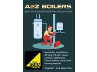 Gas Engineer/Landlord Gas Safety Certificates/Boiler Repair Installation/Central Heating & Plumbing