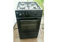 "GAS COOKER"" SWAN"" 50CM WIDE"