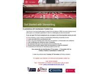 **FREE COURSE**Steward Course 'Get Started with Stewarding' Southampton