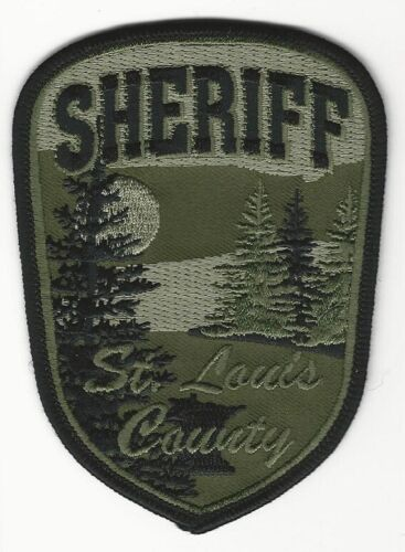 Subdued St Louis County Sheriff SWAT SRT State Minnesota MN