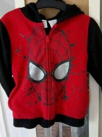 Boys Spiderman jacket