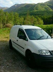 Vw Caddy Van 1.9 TDI