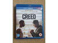 Creed on blu ray