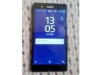 "Sony Xperia Z 16 gb, 5"",Quad-core, 2 GB Ram, 13 MP Camera, unlocked"