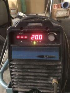Miller dynasty 200 ac  dc Tig welder for sale