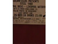 Steelyard ticket less than face value