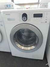 WM 210 Second Hand WASHING MACHINE SAMSUNG 8.0 KG Bundall Gold Coast City Preview